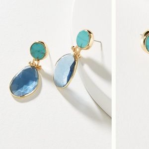 Anthropologie Kyla drop earrings NWT